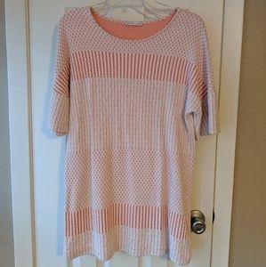 Zara textured dress